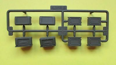 Heng Long sprue for Sherman ammo boxes 1/16 scale