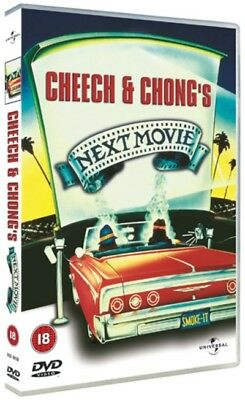 Cheech and Chong's Next Movie DVD NEW