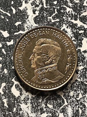 1980 Argentina 50 Pesos Lot#7703 High Grade! Beautiful!