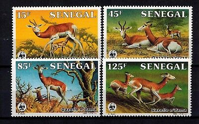 SENEGAL 875 - 878 **   Wildtiere