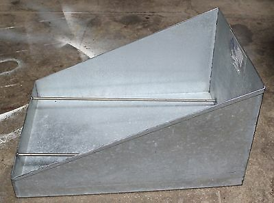 Avalon donut screen drain box with 10 frying screens