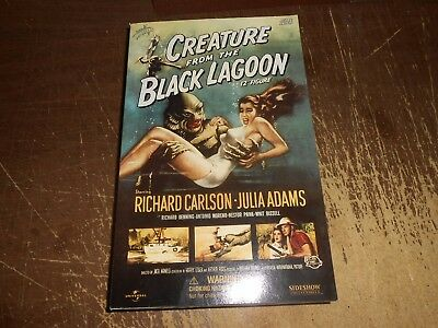 """Sideshow Creature From The Black Lagoon 12"""" Figure Box Only"""