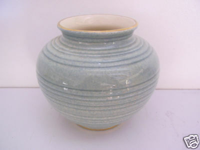 Stunning Royal Winton Vase With Unusual Colouration