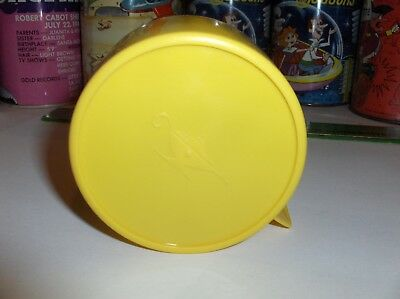 Yellow-Aladdin Thermos Cup#113-Fits Hogan's Heroes,Rat Patrol & Many Others