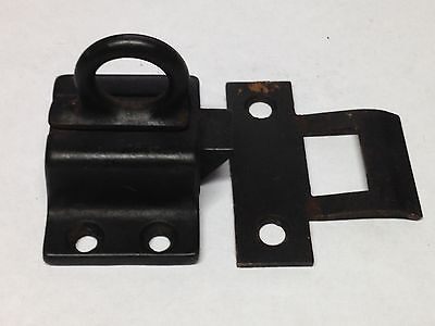 Antique Vintage Cast Iron (Nos) Transom Window Latch Lock Part