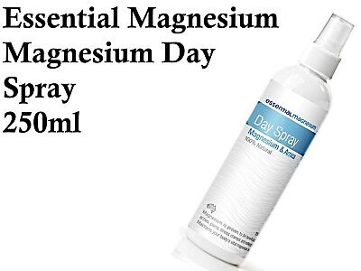 Essential Magnesium Magnesium Day Spray 250ml ( with Arnica ) 100% Natural