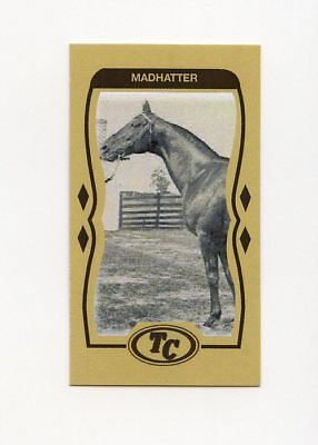 MADHATTER Tobacco Classics Trade Card