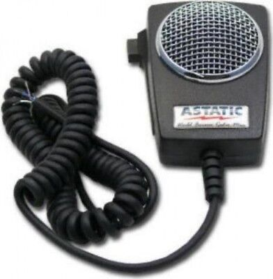 Astatic D104M6B Amplified Microphone (without Mic Plug)