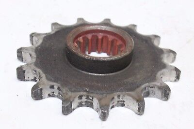 2001 2002 Kawasaki Ninja Zx6 Front Engine Sprocket OEM