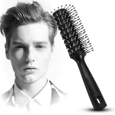 Fashion Men Hair Brush Anti-static Comb Hairdressing Hairbrush Styling Tool a