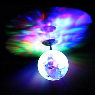 Children Flying RC Ball Led Flashing Light Aircraft Helicopter interesting BAUS