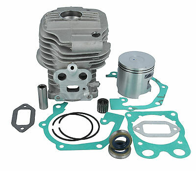 Cylinder Pot Liner & Piston, Gasket Set, Bearing Fits HUSQVARNA K750 / K760 2013
