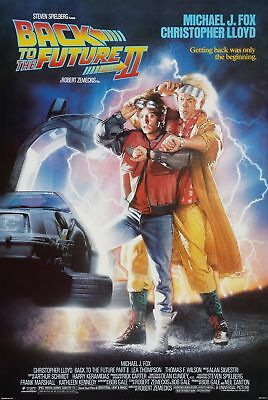 Back to the Future 2 35mm Film Cell strip very Rare var_fg