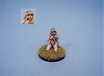 Ral Partha painted miniature Slave Girl