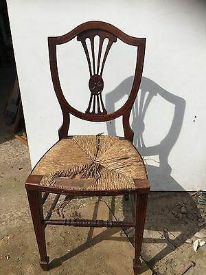 Vintage Antique Chair For Restoration Period House   10/4/O