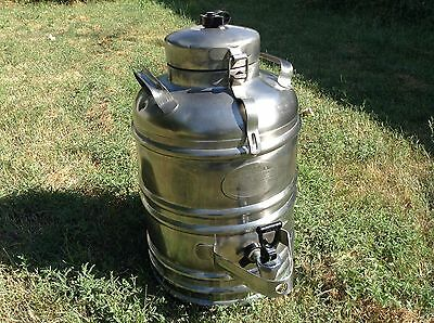 Aervoid Stainless Steel Insulated Thermal Container 3 Gallon Model 904