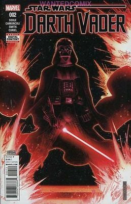 Star Wars Darth Vader #2 2Nd Ptg Cheung Variant Cover Second Print New 1