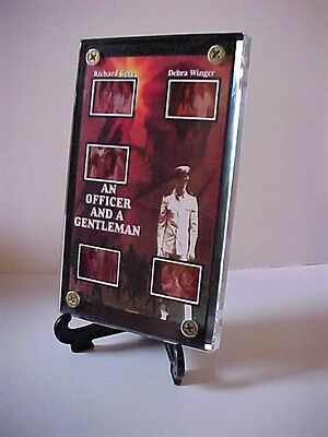 Richard Gere An Officer and a Gentleman  5 Frame Movie Display with zipper pouch