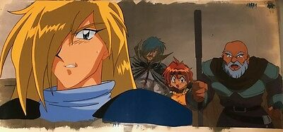 Anime Cel Slayers #142