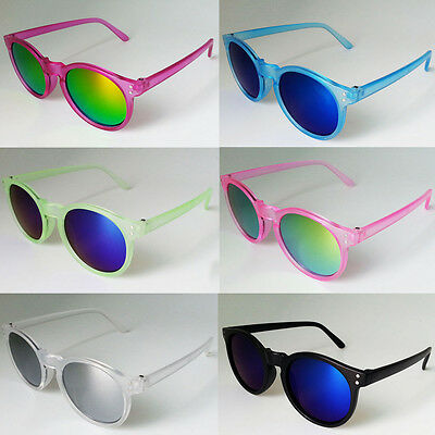 Sunglasses Goggles Children Anti-UV Girls Cool Kids Boys Babys Dark Glasses