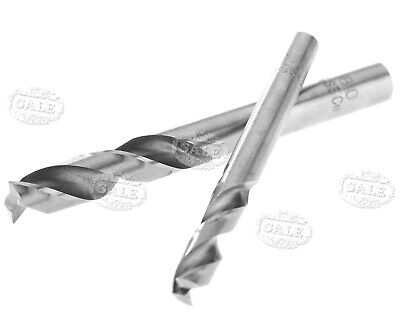 2 Pieces High Speed Steel CO Spot Weld Drill/Remover/Cutter Drill Bit 6mm & 8mm