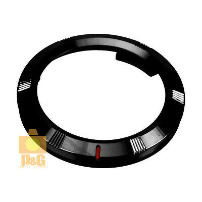 Without Box Olympus Replacement Front Decoration Ring Black for TG-5 TG-4 TG-3