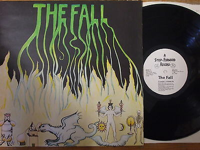 SFLP 6 The Fall - Early Fall 77-79 - 1981 LP