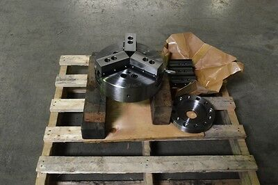 "Howa H01Ma12 Close Center 12"" 3 Jaw Power Chuck"