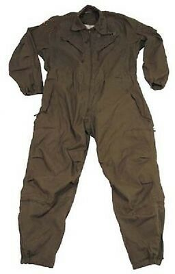 US ARMY Panzerkombi Crewman Panzer Kombi Overall OD Reforger oliv MR Medium
