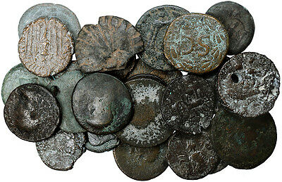 FORVM Lot of 47 Eastern Roman Provincial Coins