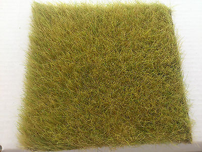 Tall Static Dead/Dying Grass Mat for Model Railway/Diorama/Scenery