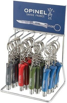 Opinel--36 Piece Keyring Display