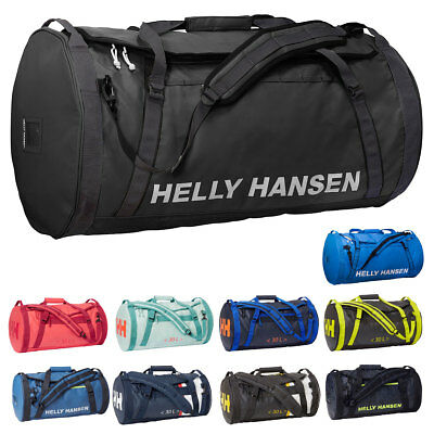 Helly Hansen 2017 HH Duffel Bag 2 30L Holdall Water Resistant Highly-Durable