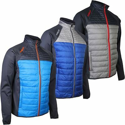 Proquip 2017 Mens TourFlex Performance Quilted Thinsulate Thermal Golf Jacket