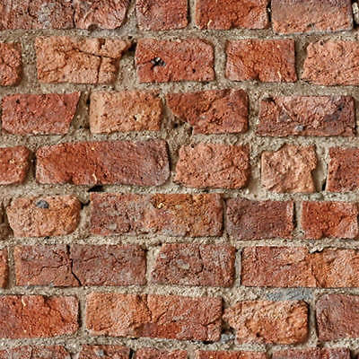 Urban Red Brick Wall Arthouse Feature Wallpaper 696600