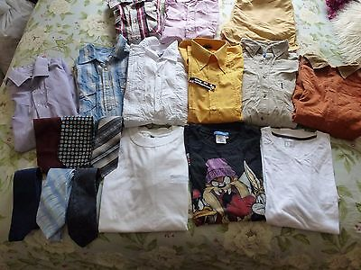 Wholesale Job Lot 40 (Grade B) Mens Clothing (Mixed Brands Items Sizes Styles)