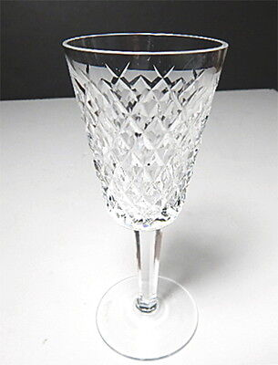 Waterford Crystal ALANA Sherry Glass(s) EXC !!