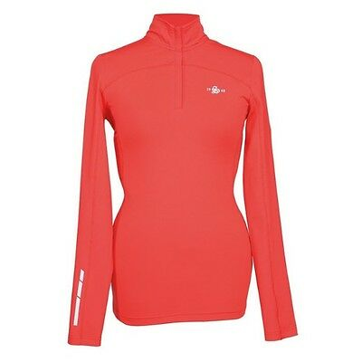SHIRES BEIJING BASE LAYER top LADIES RED horse rider quick drying top 9930