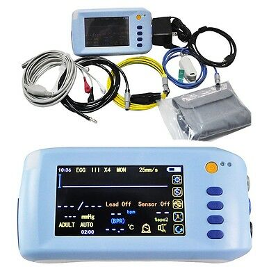 Image result for Palmtop Vital Sign Monitor