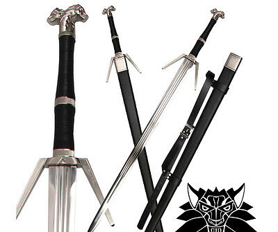 Video Game Weapon The Witcher Geralt of Rivia's Sword