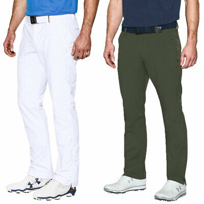 Under Armour Mens UA Matchplay Tapered Golf Pant Trousers - 36% OFF RRP