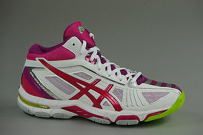 Asics Gel Volley Elite 2 Mt B350N 0125 Volleyballschuhe Indoor Volleyball