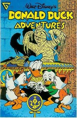 Donald Duck Adventures # 14 (Barks) (USA, 1989)