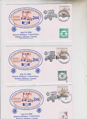 LIONS INTERNATIONAL ORGANISATION,nice lot of 20 covers & postcards I
