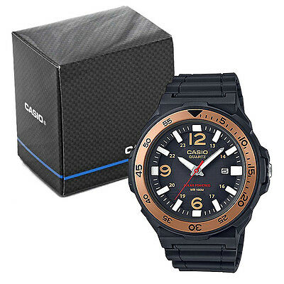 Casio Collection Mens Solar Powered Analogue Watch Model Ref. MRW-S310H-9BVEF