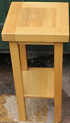 Good Quality Looking Modern Wooden Small Slim Halltable Or Stand
