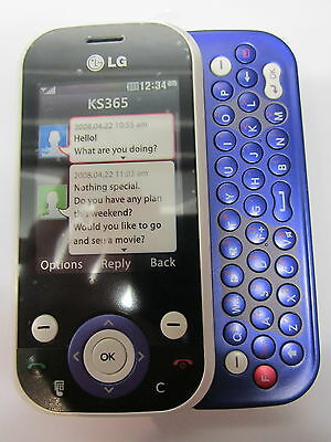 LG KS365 Pretend Mobile Phone Kids/Childs Toy/Practical Joke/Shop Display Dummy