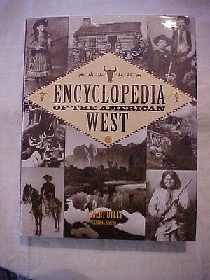 1997 Book ENCYCLOPEDIA OF THE AMERICAN WEST edited by Robert Utley; OUTLAWS BUFF
