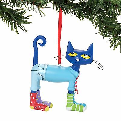 Dept 56 Pete The Cat Dressed To Impress Christmas Ornament # 4058319