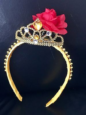 princess belle crown